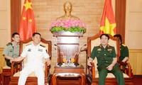 Hải quân hai nước Việt Nam, Trung Quốc tăng cường hợp tác