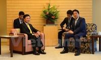 Làm sâu sắc hơn quan hệ Đối tác chiến lược sâu rộng Việt Nam-Nhật Bản