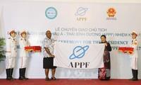 Việt Nam tiếp nhận chức Chủ tịch Diễn đàn Nghị viện Châu Á – Thái Bình Dương nhiệm kỳ 2017-2018