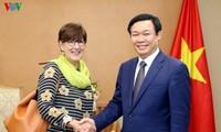 Vương Quốc Bỉ mong muốn phát triển quan hệ với Việt Nam