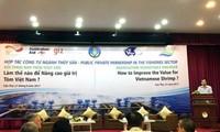 Quy hoạch lại sản xuất để nâng cao giá trị ngành tôm Việt Nam