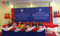 Việt Nam và Campuchia xây dựng đường biên giới hòa bình, hữu nghị hợp tác cùng phát triển