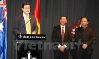 Kỷ niệm Quốc khánh 2/9: Ấm áp tình hữu nghị Việt Nam-Australia