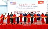 Việt Nam nâng cao chất lượng huấn luyện lực lượng tham gia gìn giữ hòa bình Liên hợp quốc