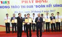 Công bố Sách vàng sáng tạo Việt Nam năm 2017