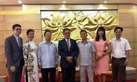 Thúc đẩy tình đoàn kết, hữu nghị Việt Nam - El Salvador