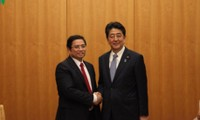 Lãnh đạo Chính phủ và Hạ viện Nhật Bản tiếp Đoàn Đại biểu Đảng cộng sản Việt Nam