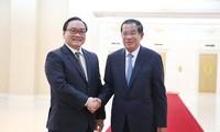 50 năm quan hệ Việt Nam – Campuchia: Tăng cường hợp tác song phương giữa hai thủ đô