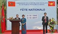 Lạc quan trước tương lai quan hệ Việt Nam-Marocco