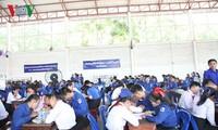 Lào nâng cao nhận thức cho giới trẻ về quan hệ Lào -Việt Nam