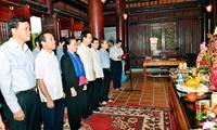 Chủ tịch Quốc hội Nguyễn Thị Kim Ngân thăm tỉnh Tuyên Quang