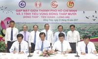 Tăng cường kết nối du lịch Thành phố Hồ Chí Minh và Tiểu vùng Đồng Tháp Mười