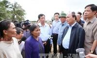 Thủ tướng Nguyễn Xuân Phúc kêu gọi đồng bào, chiến sỹ cả nước chủ động ứng phó với thiên tai