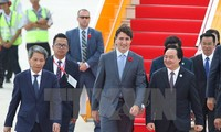 Báo chí Canada đưa tin đậm nét về chuyến thăm Việt Nam của Thủ tướng Trudeau