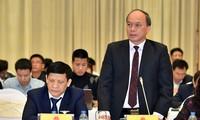 Việt Nam đang nỗ lực thực hiện các khuyến cáo của EU đối với thủy sản