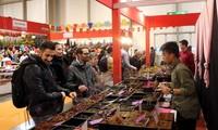 Doanh nghiệp Việt Nam tham dự Hội chợ Thủ công mỹ nghệ tại Italy