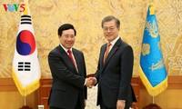 Thúc đẩy hơn nữa quan hệ đối tác hợp tác chiến lược Việt Nam - Hàn Quốc
