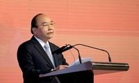 """Thủ tướng Nguyễn Xuân Phúc: Việt Nam phấn đấu trở thành một """"con hổ kinh tế"""" mới của châu Á"""