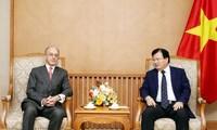 Việt Nam khuyến khích doanh nghiệp Anh đầu tư vào Việt Nam