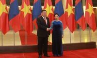 Việt Nam coi trọng việc phát triển quan hệ hợp tác hữu nghị với Mông Cổ