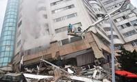 Chưa có công dân Việt Nam là nạn nhân trận động đất tại Đài Loan (Trung Quốc)