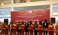 Triển lãm giao lưu mỹ thuật hiện đại Việt Nam – Hàn Quốc