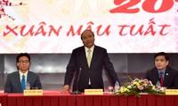 Thủ tướng Nguyễn Xuân Phúc yêu cầu tổ chức tốt cuộc đối thoại với công nhân khu vực phía Bắc