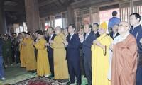 Bắc Giang: Khai hội xuân Tây Yên Tử