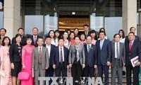Chủ tịch Quốc hội Nguyễn Thị Kim Ngân tiếp Hiệp hội Doanh nghiệp nhỏ và vừa Việt Nam