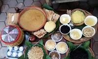 Đặc sắc lễ hội xôi làng Phú Gia - Phú Thượng