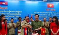 Tăng cường hợp tác phòng chống tội phạm ở khu vực biên giới