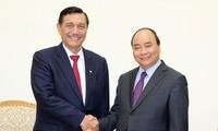 Tổng thống Indonesia mời Thủ tướng Nguyễn Xuân Phúc tham dự hội nghị Hội nghị các Nhà Lãnh đạo ASEAN