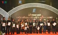 Những dấu ấn tại Giải thưởng âm nhạc Hội nhạc sĩ Việt Nam 2017