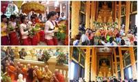 Cộng đồng người Việt Nam tại Campuchia đón mừng tết Chol Chnam Thmay