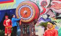 Chủ tịch Quốc hội Nguyễn Thị Kim Ngân tham dự lễ hội Bà Triệu