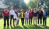 Sôi động Ngày gia đình ASEAN tại Mexico