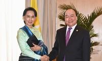 Quan hệ Việt Nam - Mianma ngày càng toàn diện và sâu sắc