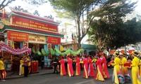 Lễ Giỗ Tổ Hùng Vương tại các địa phương