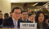 Việt Nam ủng hộ các nỗ lực của cộng đồng quốc tế nhằm giải trừ vũ khí hạt nhân