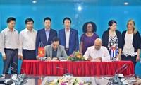 Việt Nam - Cuba tăng cường hợp tác về xuất bản