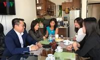 Có một Cộng đồng Việt Nam mạnh tại Cộng hòa Síp
