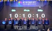 Thành lập Ban chỉ đạo Đề án Phát triển Hệ tri thức Việt số hóa