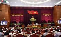 Ngày làm việc thứ tư Hội nghị lần thứ bảy Ban Chấp hành Trung ương Đảng khoá XII