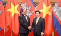 Kỳ họp lần thứ 16 Ủy ban Hỗn hợp Việt Nam-Campuchia