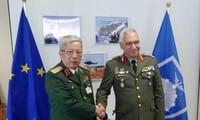 Việt Nam tham dự Hội nghị Tư lệnh Quốc phòng EU