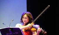 Nghệ sĩ viola quốc tế Nguyệt Thu - Tiếng đàn kết nối yêu thương