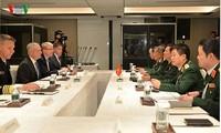 Đối thoại Shangri-La 2018: VN và Hoa Kỳ tăng cường hợp tác trong lĩnh vực công nghiệp quốc phòng
