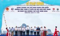 Tuần lễ Biển và Hải đảo Việt Nam: Chung tay giữ màu xanh của biển