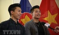 Quốc Cơ và Quốc Nghiệp - niềm cảm hứng Việt Nam tại Britain's Got Talent 2018