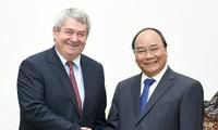 Thủ tướng Nguyễn Xuân Phúc tiếp Phó Chủ tịch Hạ viện Cộng hòa Czech